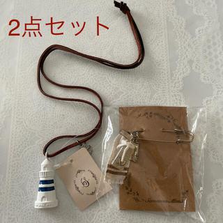 サマンサモスモス(SM2)の新品 サマンサモスモス SM2  ネックレス ブローチ(ネックレス)