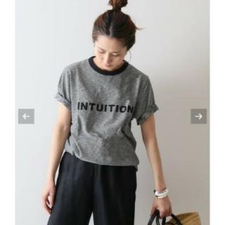 フレームワーク(FRAMeWORK)のFRAMeWORK ロゴT(Tシャツ(半袖/袖なし))
