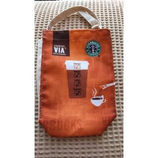 Starbucks Coffee - STARBUCKSポーチ  新品未使用