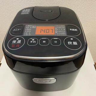 アイリスオーヤマ - 炊飯器 2018年製 アイリスオーヤマ RC-MA30AZ-B