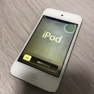 アイポッドタッチ(iPod touch)の送料込み iPodtouch 8GB(ポータブルプレーヤー)