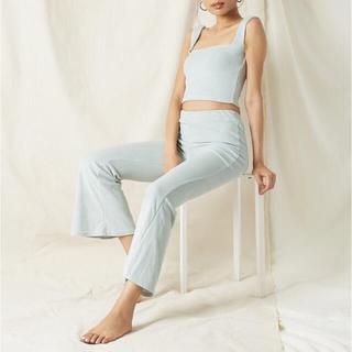 SPIRAL GIRL - 新品タグ付き♡Web限定♡SPIRALGIRL リラックスパイルセットアップ