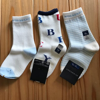 バーバリー(BURBERRY)のバーバリー ソックスセット(靴下/タイツ)