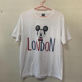 ミッキーマウス(ミッキーマウス)のディズニー ミッキー  Tシャツ(Tシャツ/カットソー(半袖/袖なし))