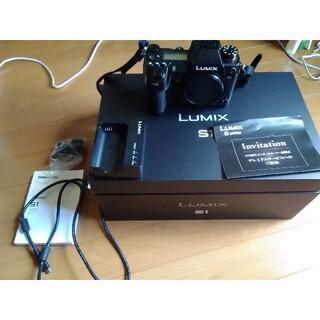 Panasonic - 美品 Panasonic Lumix S1 ボディ