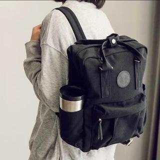 スターバックスコーヒー(Starbucks Coffee)の台湾スターバックス リュック バックパック 黒 ブラック ロゴ(リュック/バックパック)