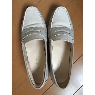コールハーン(Cole Haan)のCOLE  HAAN コールハーン ローファー シューズ 22(ローファー/革靴)