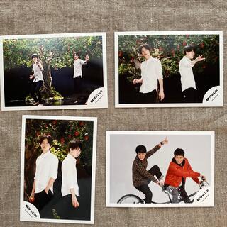関ジャニ∞ - 横山裕&大倉忠義 公式写真4枚