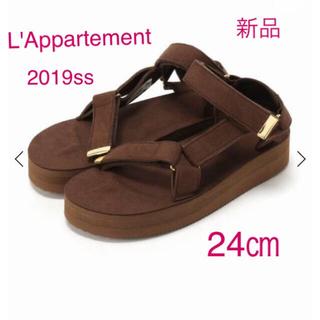 L'Appartement DEUXIEME CLASSE - アパルトモン スイコック  SUICOKE Strap Sandal