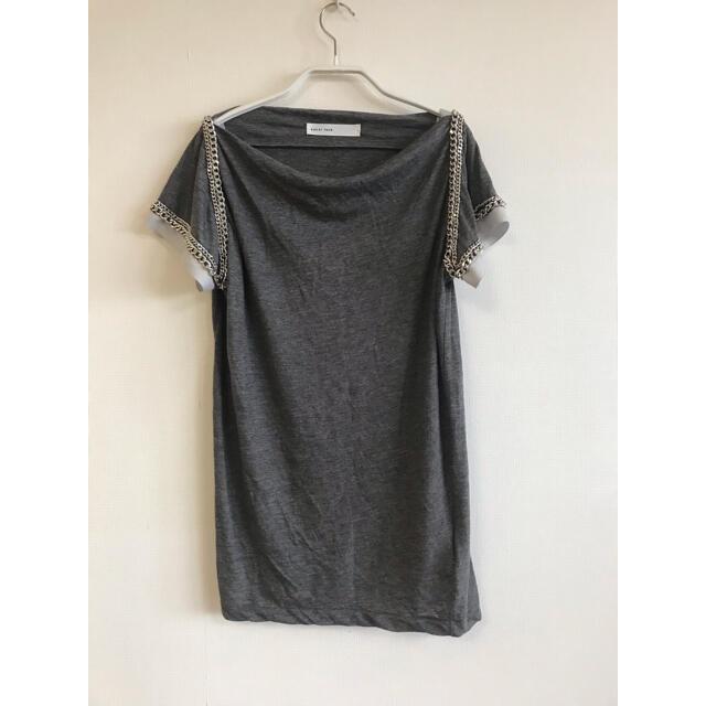 sacai luck(サカイラック)のsacai luck サカイトップス レディースのトップス(Tシャツ(半袖/袖なし))の商品写真