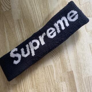 シュプリーム(Supreme)のNIKE supreme ヘアバンド ヘッドバンド(ヘアバンド)
