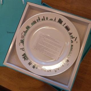 ティファニー(Tiffany & Co.)のティファニーお皿(食器)