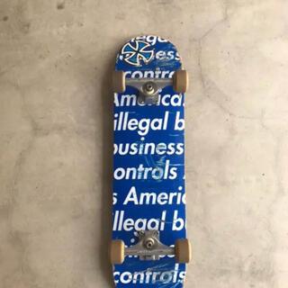 シュプリーム(Supreme)のsupreme skateboard コンプリート(完成品)セット(スケートボード)