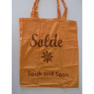 スピックアンドスパン(Spick and Span)のSpick&Spanエコバッグ(エコバッグ)