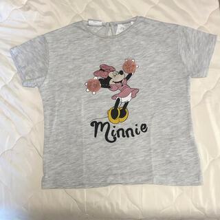 ZARA - Zara ☆ Disney baby Tシャツ ミニー ☆ 104cmサイズ