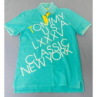 トミー(TOMMY)のTommy メンズポロシャツ(ポロシャツ)