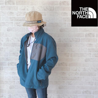 ザノースフェイス(THE NORTH FACE)の【♪裏地モコモコ♪】ノースフェイス フリース US規格 メンズM (ブルゾン)