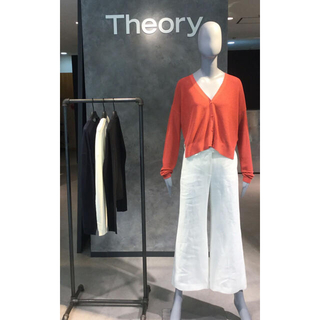 theory - Theory セオリー*ワイドパンツ*夏 今季