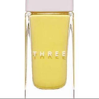THREE - 【送料込み】THREE スリー ネイルポリッシュ X28 限定色