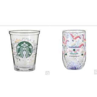 スターバックスコーヒー(Starbucks Coffee)のスターバックス  25周年 第3弾 2点セット(グラス/カップ)