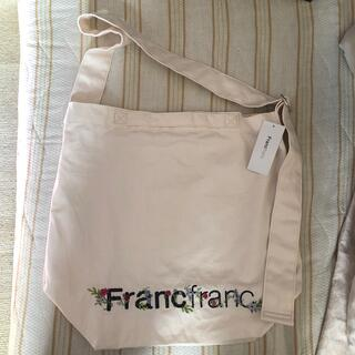 Francfranc - フランフラン★ロゴショルダーバッグ