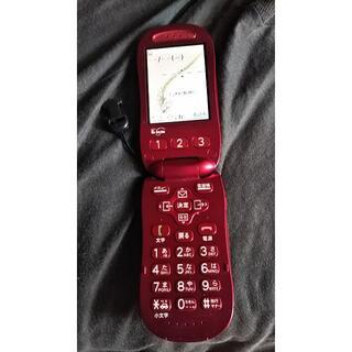 フジツウ(富士通)のdocomo らくらくホン F883is(携帯電話本体)