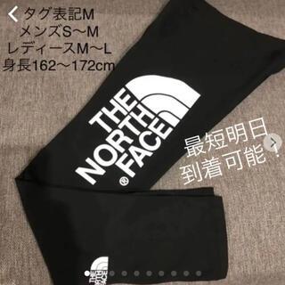 ザノースフェイス(THE NORTH FACE)のノースフェイス 新品 タグ付き タイツ スパッツ レギンス ブラックM(レギンス/スパッツ)