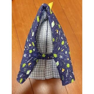 【ハンドメイド】幼児用防災頭巾(外出用品)