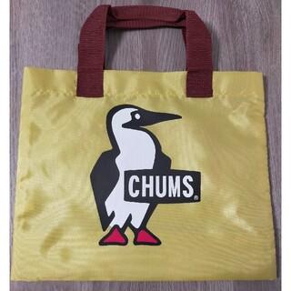 チャムス(CHUMS)のチャムス トートバッグ 黄色(エコバッグ)
