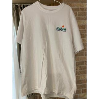 エディーバウアー(Eddie Bauer)の美品 エディーバウアー メンズ Tシャツ XL(Tシャツ/カットソー(半袖/袖なし))