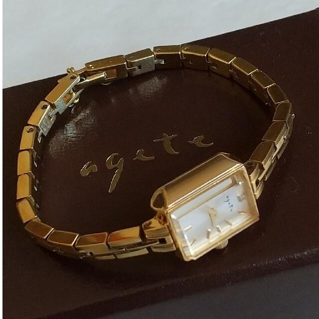agete(アガット)のアガット腕時計 agete  レディースブレスクォーツ レディースのファッション小物(腕時計)の商品写真