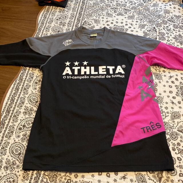 ATHLETA(アスレタ)のATHLETA フットサルウェア スポーツ/アウトドアのサッカー/フットサル(ウェア)の商品写真
