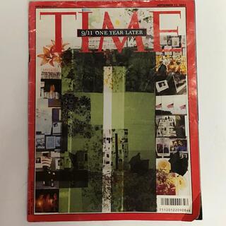 【洋雑誌】TIME/タイム 2002/9/11 英語雑誌 英語学習(ニュース/総合)