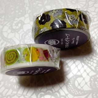 ソウソウ(SOU・SOU)のsousou マスキングテープ 和菓子/ほほえみ(テープ/マスキングテープ)