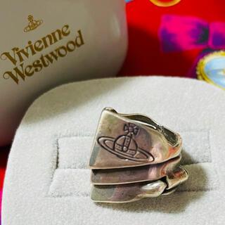 ヴィヴィアンウエストウッド(Vivienne Westwood)のviviennewestwood 旧型 ナックルダスターリング 廃盤(リング(指輪))