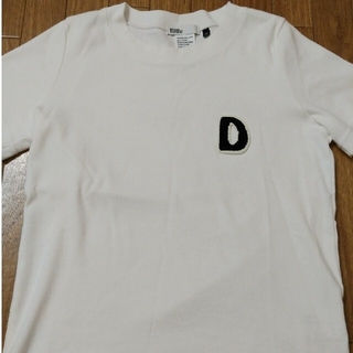 ダブルスタンダードクロージング(DOUBLE STANDARD CLOTHING)のダブルスタンダード 半袖Tシャツ 白 美品(Tシャツ(半袖/袖なし))