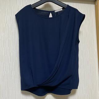 テチチ(Techichi)のテチチ フレンチスリーブブラウス 未使用(シャツ/ブラウス(半袖/袖なし))