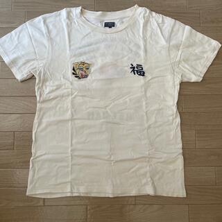 東洋エンタープライズ - 東洋エンタープライズ刺繍半袖Tシャツ