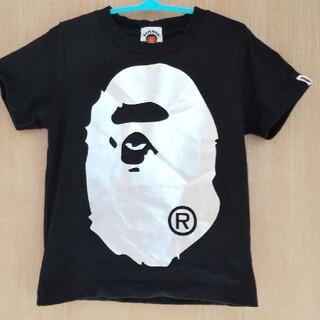 アベイシングエイプ(A BATHING APE)のBAPE KIDS定番正規品100 Tシャツ ベイプキッズ エイプキッズ(Tシャツ/カットソー)
