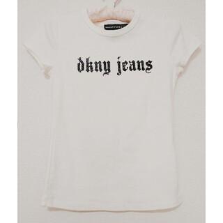 ダナキャランニューヨーク(DKNY)のDKNYJEANS ⭐白Tシャツ(Tシャツ(半袖/袖なし))