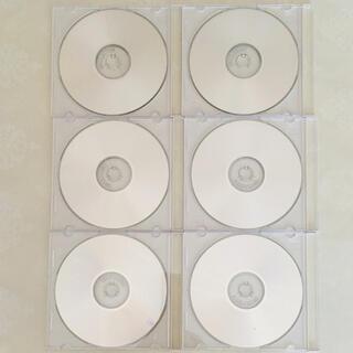 ミツビシ(三菱)のCD-R  6枚 《 出品期間:〜7月22日(木)》(PC周辺機器)