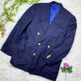 ビームス(BEAMS)の【BEAMS】 ビームス テーラードジャケット 紺色 メンズ サイズ90(テーラードジャケット)