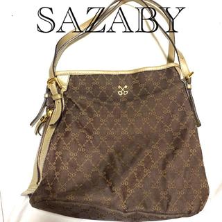 SAZABY - SAZABY ハンドバッグ