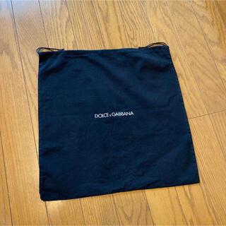ドルチェアンドガッバーナ(DOLCE&GABBANA)のドルガバ 保存袋 DOLCE&GABBANA(ショップ袋)