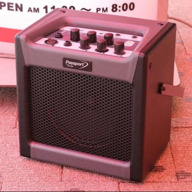Fender(フェンダー)のFender(フェンダー)/Pass Port Mini 楽器のギター(ギターアンプ)の商品写真