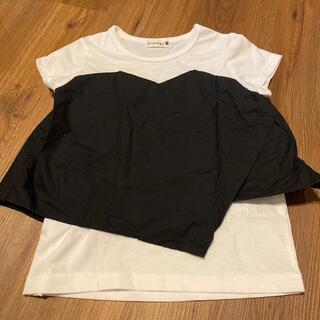 Branshes - ブランシェス デザインTシャツ 110