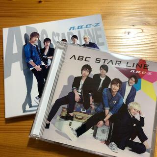 エービーシーズィー(A.B.C.-Z)のA.B.C-Z / ABC STAR LINE 初回A(CD+DVD)特典付き(ポップス/ロック(邦楽))