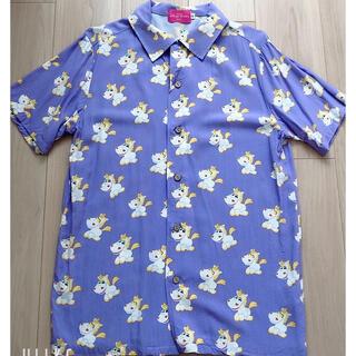 ディズニー(Disney)のdisney トイストーリー アロハシャツ S(シャツ/ブラウス(半袖/袖なし))