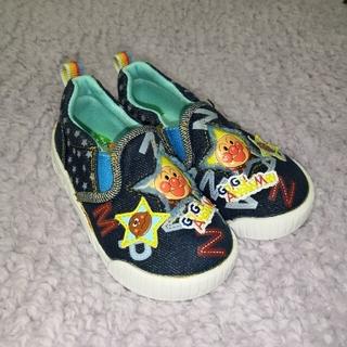 アンパンマン(アンパンマン)のアンパンマン 子供靴 16.0cm ANPANMAN ムーンスター 子ども用靴(スニーカー)