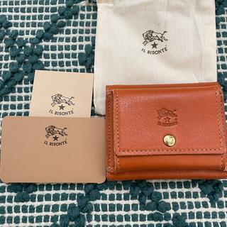 イルビゾンテ(IL BISONTE)のイルビゾンテ3つ折り財布(財布)